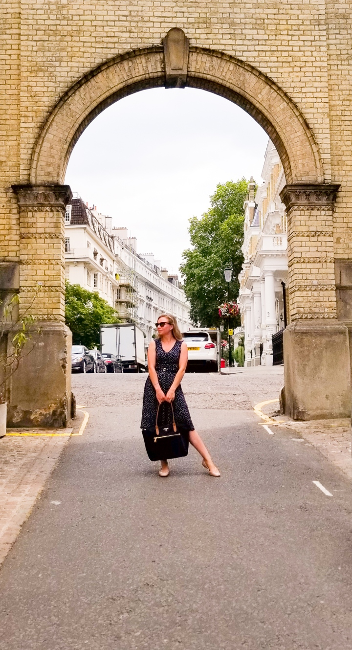 First Day – Kensington & Notting Hill