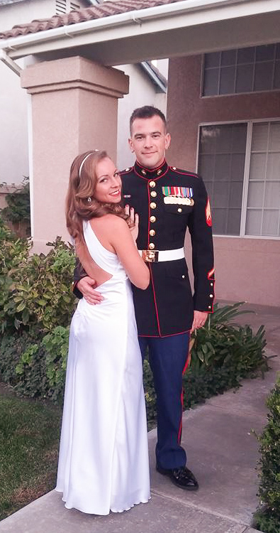 Gown Guide + Marine Corps Birthday Ball 2018