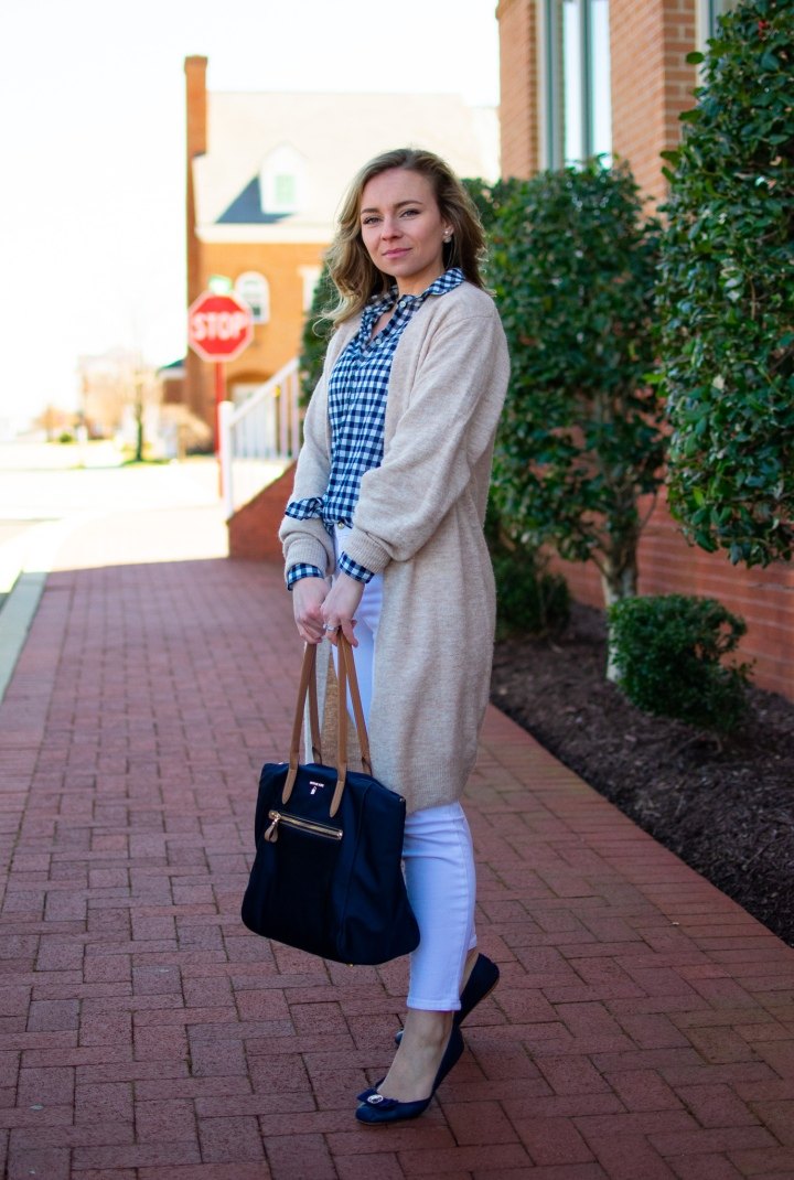 3 Easy Ways to Wear a Long Cardigan