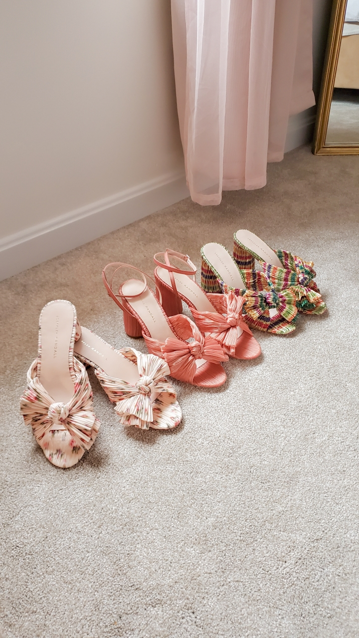 Here's the Scoop on the Coveted Loeffler Randall Bow Mules & How to Choose the Correct Size