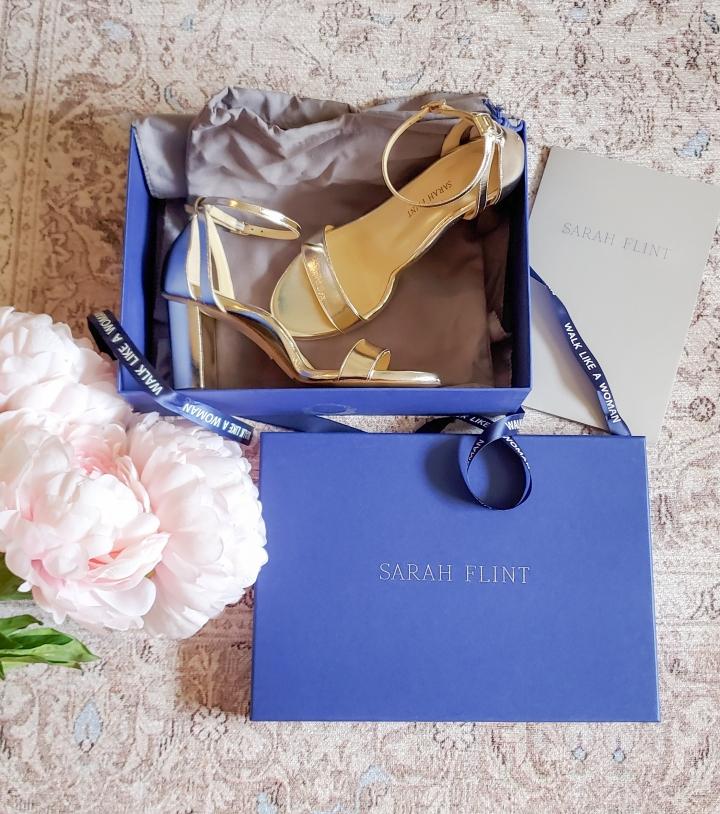 Sarah Flint Luxury Shoes: The Perfect Block Heel SandalReview