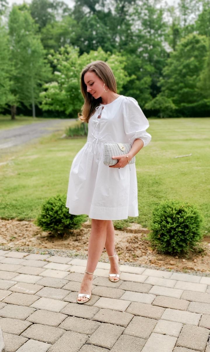 3 Ways To Style A White MiniDress