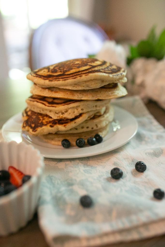 Old Fashioned Pancake recipe
